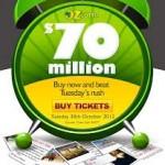 70 mill oz lotto