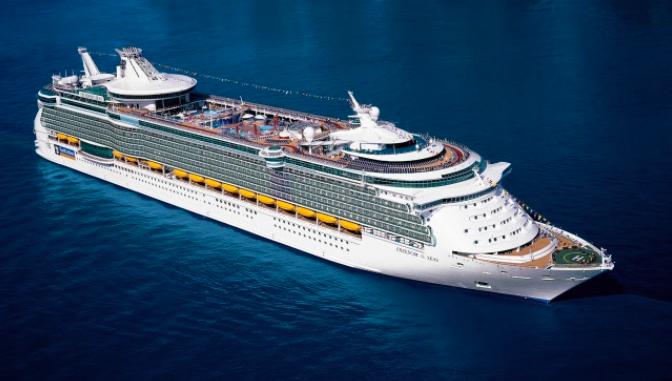 Millionaire cruise
