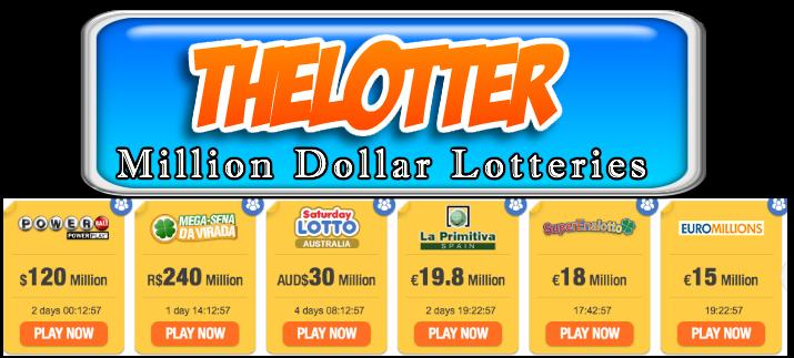 becoming a million dollar lottery winner