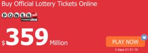 Million Dollar US Powerball